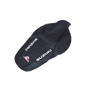 Suzuki Factory Logo Gripper Seat Cover