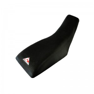 Yamaha ATV Quad All Black Gripper Seat Cover